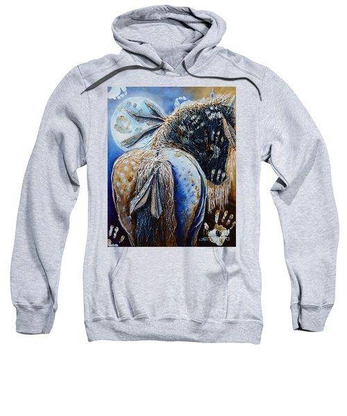 Release Of Inner Spirit Sweatshirt