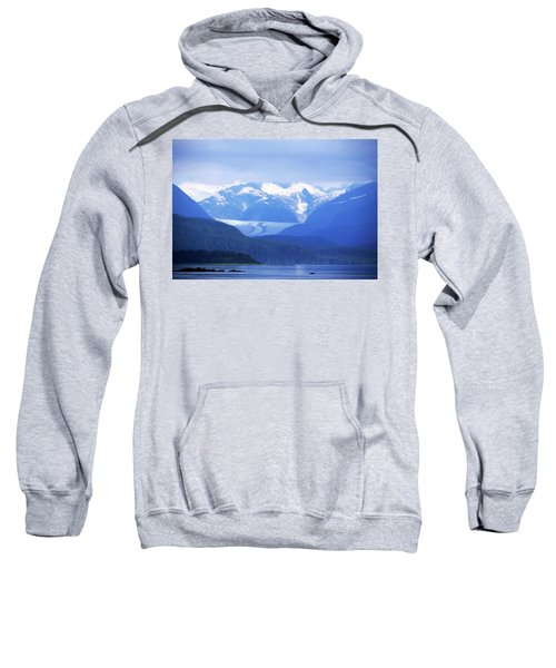 Remains Of A Glacier Sweatshirt