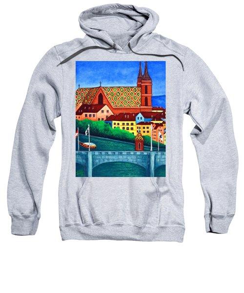 Remembering Basel Sweatshirt