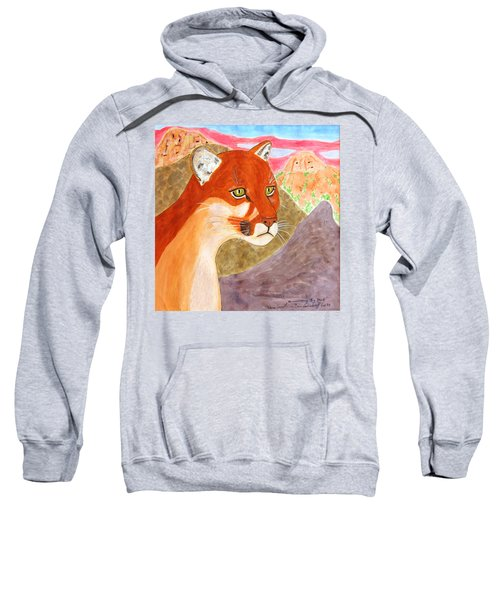 Remembering Big Bend Sweatshirt