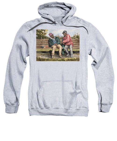 Remembering The Good Times Sweatshirt