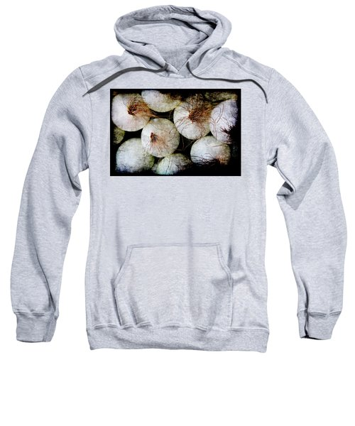 Renaissance White Onions Sweatshirt