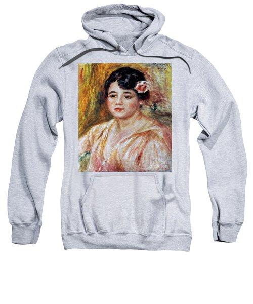 Renoir: Adele Besson, 1918 Sweatshirt