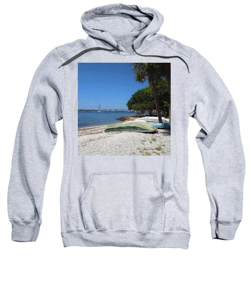 Rest Stop Sweatshirt