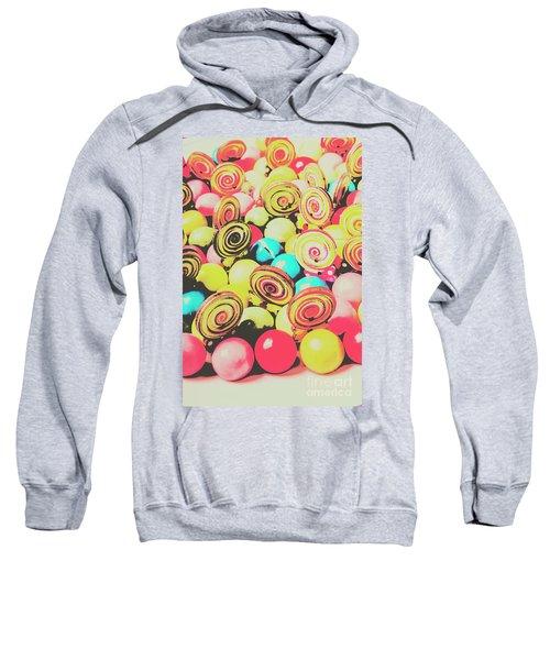 Retro Confectionery Sweatshirt