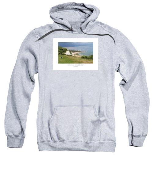 Returning From Cow Gap Sweatshirt