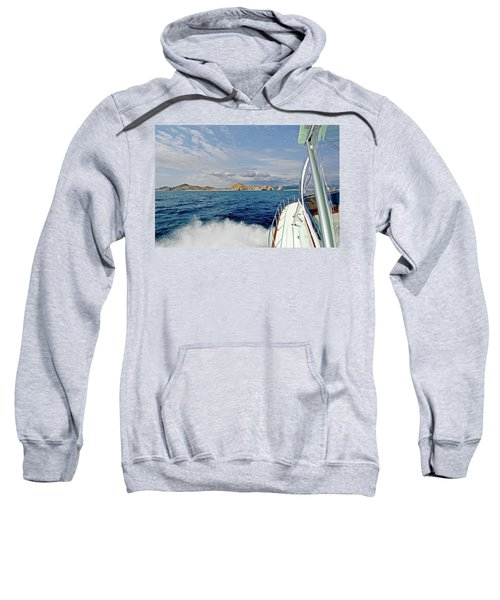 Returning To Port Sweatshirt