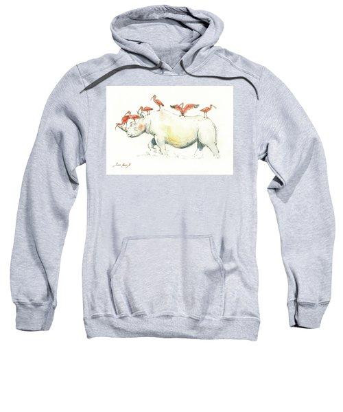 Rhino And Ibis Sweatshirt