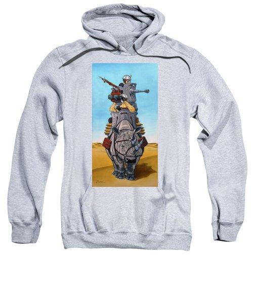 Rhinoceros Riders Sweatshirt