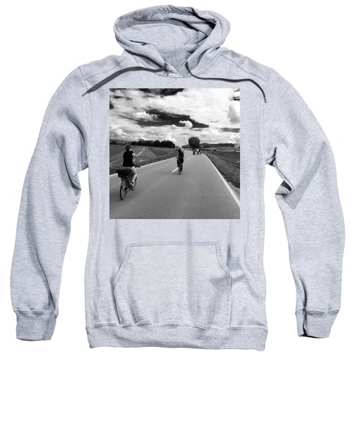 Ride My Bicycle Sweatshirt