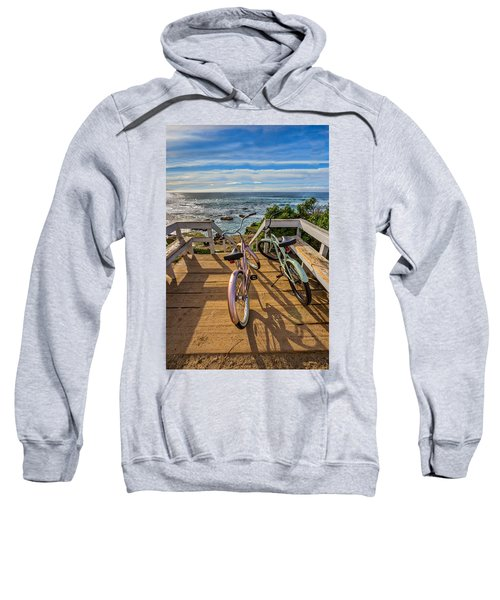 Ride With Me To The Beach Sweatshirt
