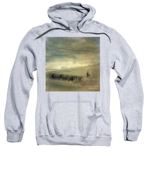 Rider In The Storm Sweatshirt