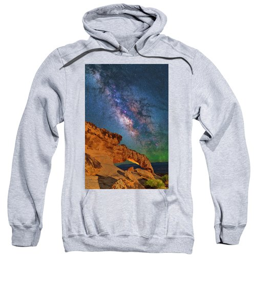 Riding Over The Arch Sweatshirt