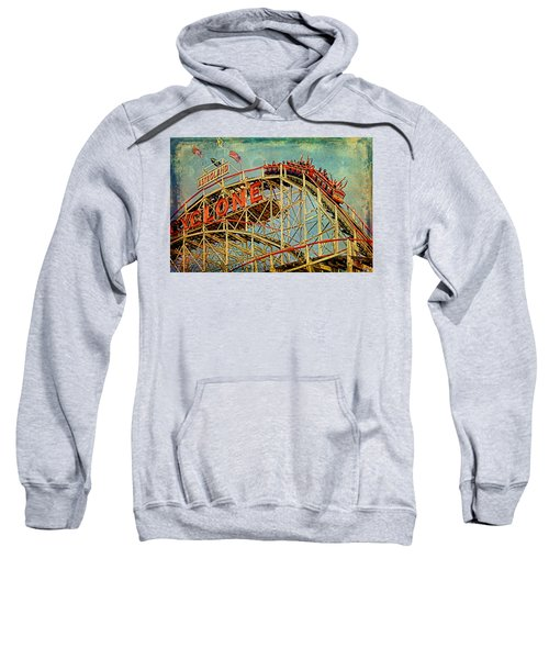 Riding The Cyclone Sweatshirt