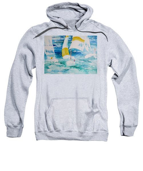 Riding The Wind Sweatshirt