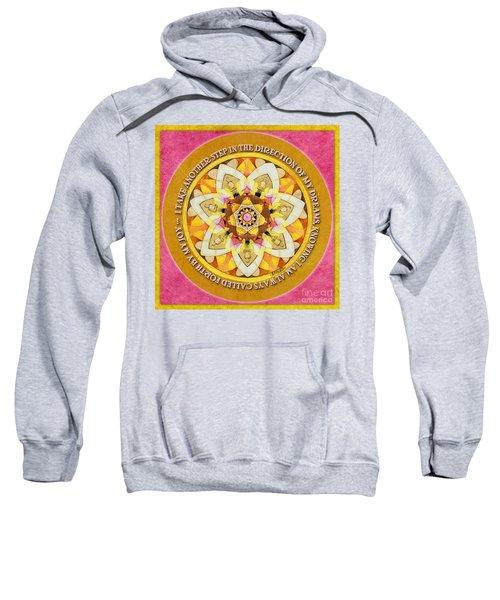 Right Path Mandala Prayer Sweatshirt
