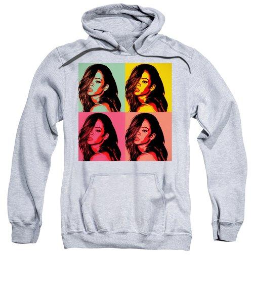Rihanna Pop Art Sweatshirt