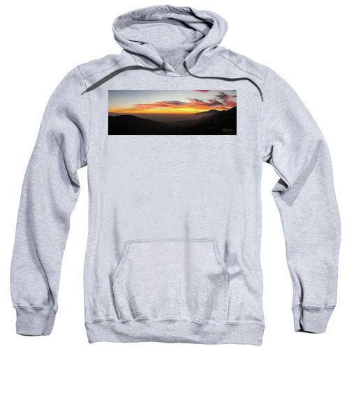 Rim Of The World Sweatshirt