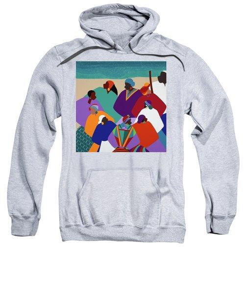 Ring Shout Gullah Islands Sweatshirt