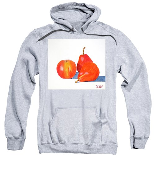 Ripe And Ready To Eat Sweatshirt