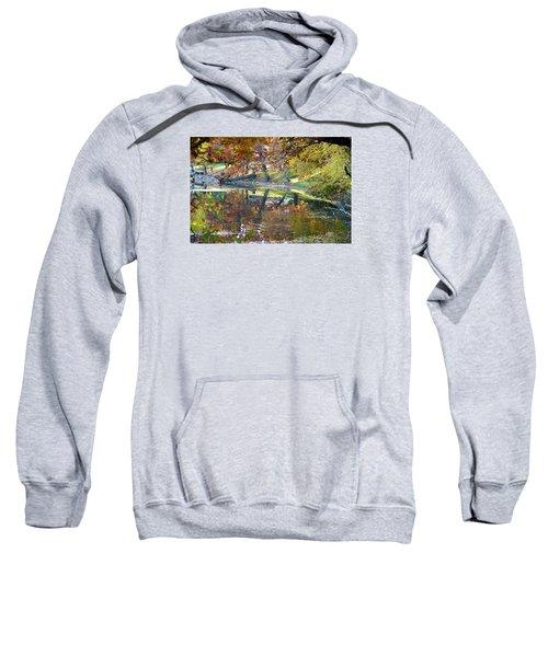 Ripples In An Autumn Lake Sweatshirt