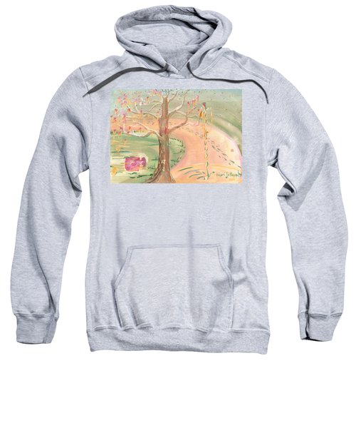 Ripples Of Spring Sweatshirt