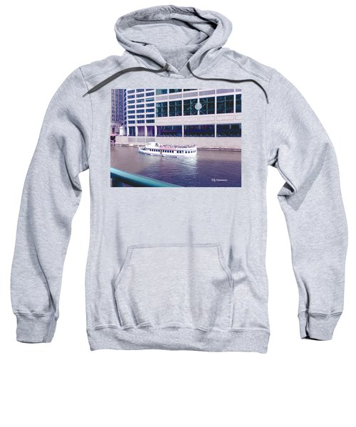 River Boat Tour Sweatshirt