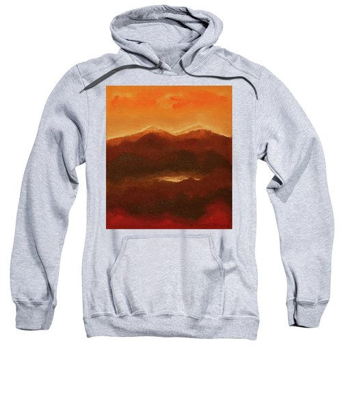 River Mountain View Sweatshirt