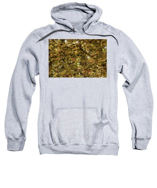 River Pebbles Sweatshirt