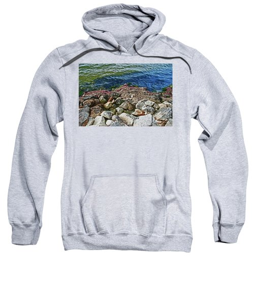 River Rocks Sweatshirt