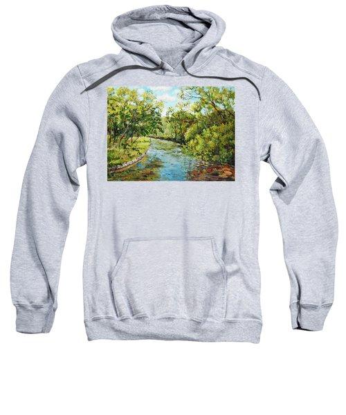 River Through The Forest Sweatshirt