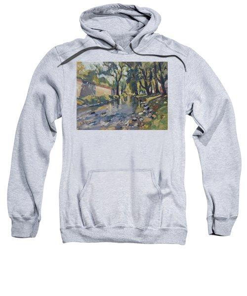 Riverjeker In The Maastricht City Park Sweatshirt