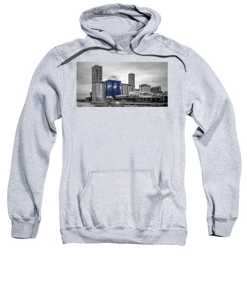 Riverworks Blue Sweatshirt
