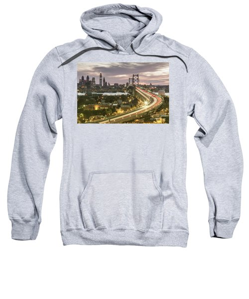 Road To Brotherly Love Sweatshirt