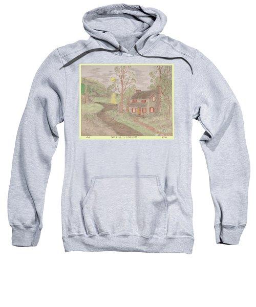 Road To Happiness Sweatshirt