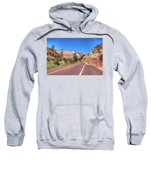 Road To Zion Sweatshirt