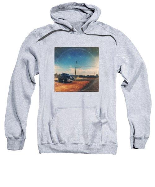 Roadside Classic - America As Vintage Album Art Sweatshirt