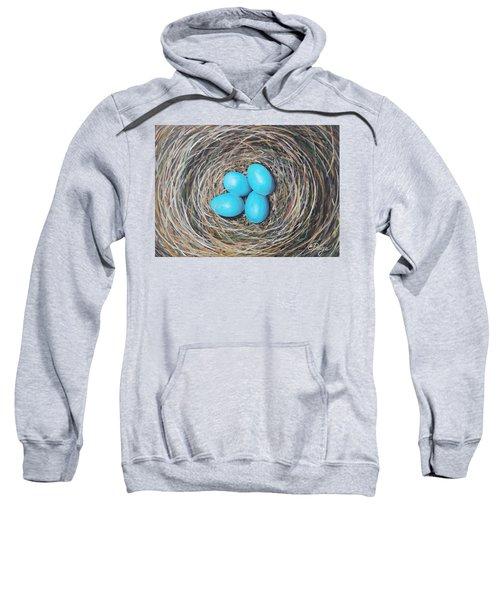 Robin's Eggs Sweatshirt