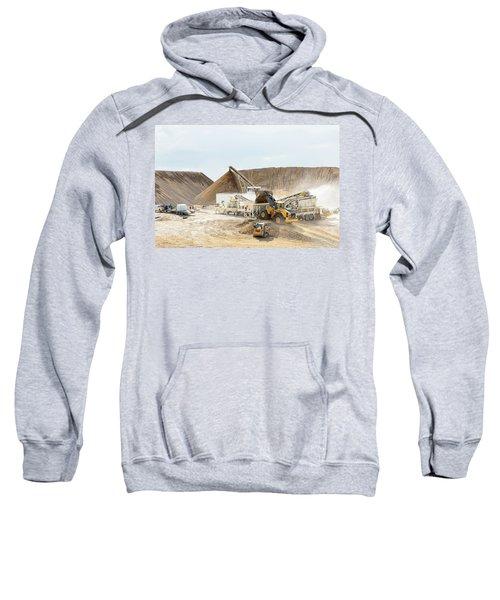 Rock Crushing 3 Sweatshirt