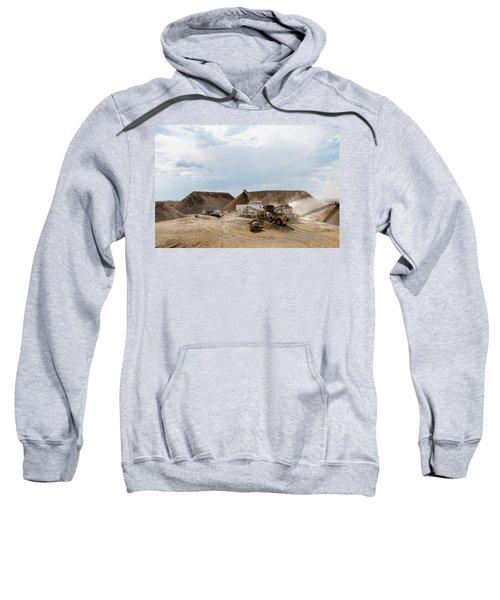 Rock Crushing Sweatshirt