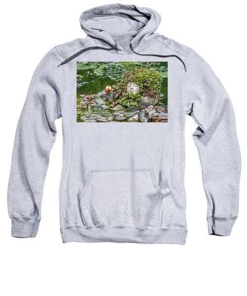 Rock Face Revisited Sweatshirt