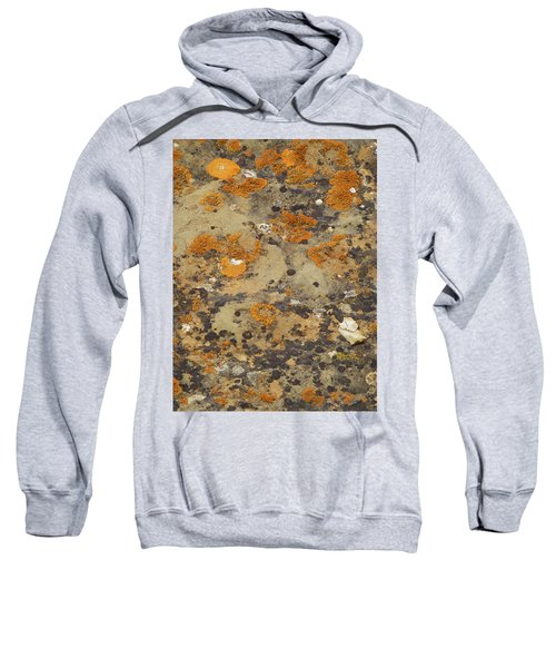 Rock Pattern Sweatshirt