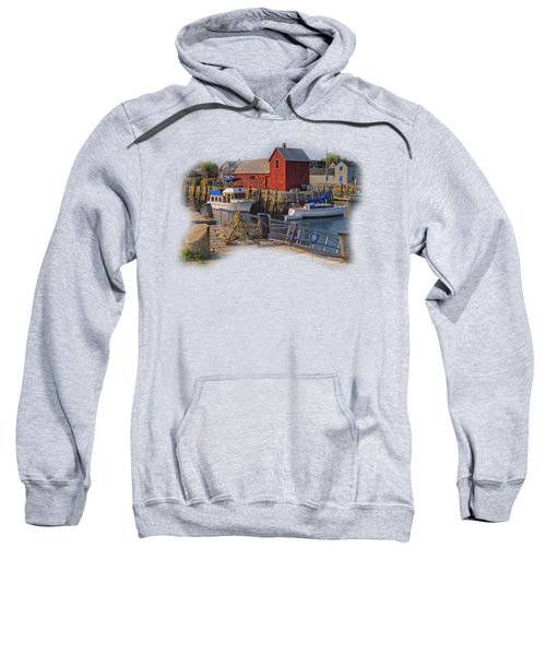 Rockport Waterfront Sweatshirt