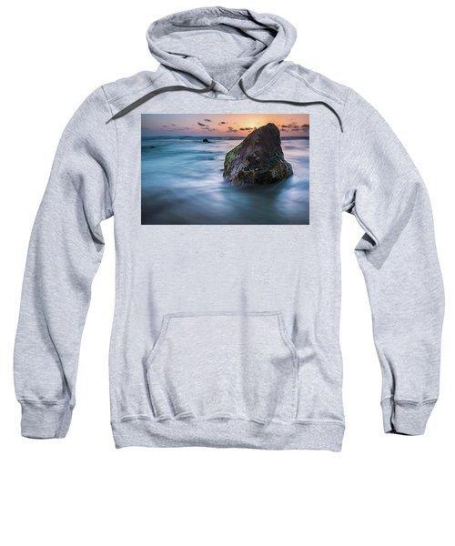 Rocks At Sunset 4 Sweatshirt