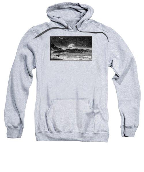 Rocky Coast Sweatshirt