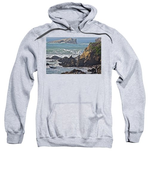 Rocky Coast Sweatshirt
