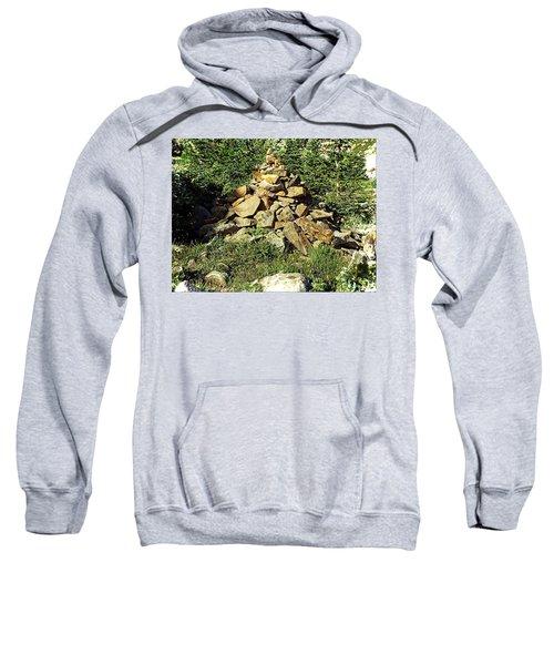 Rocky Mountain Cairn Sweatshirt