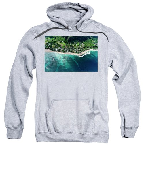 Rocky Point Overview. Sweatshirt