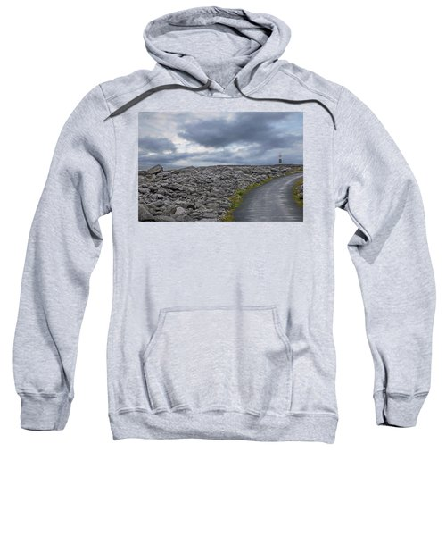 Rocky Road To The Lighthouse Sweatshirt