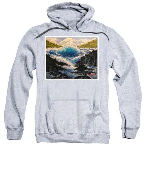Rocky Sea Sweatshirt